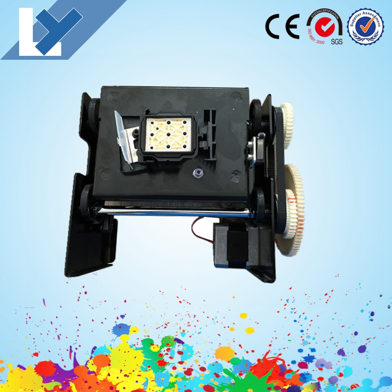 Original Single head elevating capping station pump assembly cleaning station for galaxy SID UD161 UD181 UD211 printer
