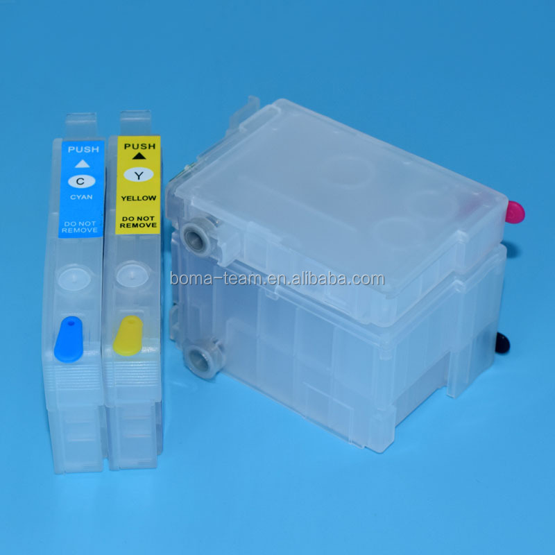 For Epson wf7110 empty refill ink cartridge