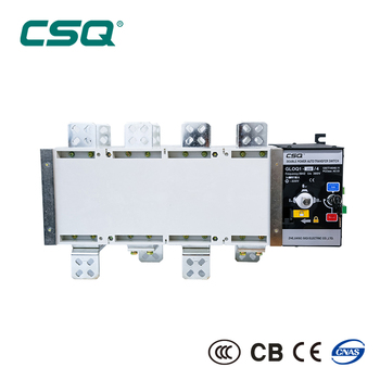 CSQ 1250A Automatic Changeover Switch Panel for Generator