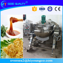 Gas or Electric Caramel,Syrup, Sugar Boiler / Sugar Melting Machine +86-15939582629