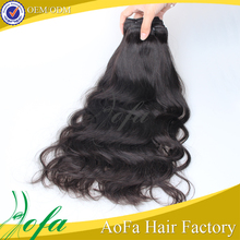 Factory price supply without chemical natural indian remy hair