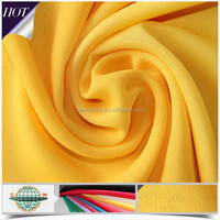 2015 New China Supplier Fashionable Garments Blouse 100% Polyester 100D Chiffon Fabric