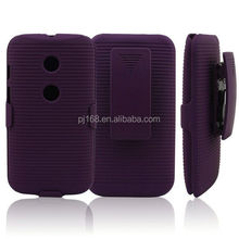 new product hard case holster kickstand belt clip case for Motorola Droid Razr M XT907