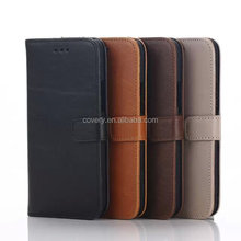 For HTC One M9 Wallet Case Magnetic PU Leather Credit Card Holder ID Folio Flip Cover