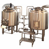 China made 1 barrel isobaric 100L home brewery for craft beer with professional functions