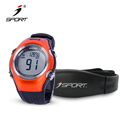 Heart Rate Monitor Counter Calories Sports Watch Men Women 3d Pedometer