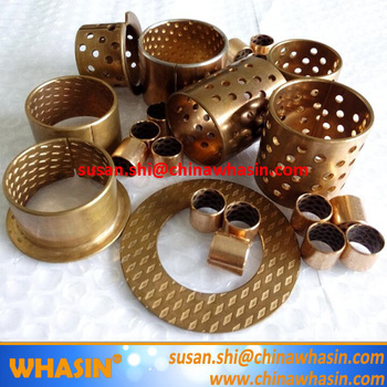 Pump Spares Copper Alloys Phosphor Bronze Bushing Gunmetal Bearing Bushes