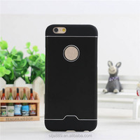 Ultra thin Metal and PC phone case cover for iphone 5s cover