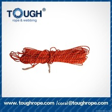 Cor-1 Manufacturer synthetic towing winch rope glide line colorful