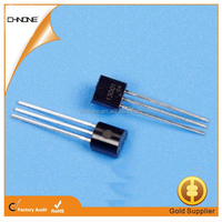 13001 TO-92 case package NPN transistor