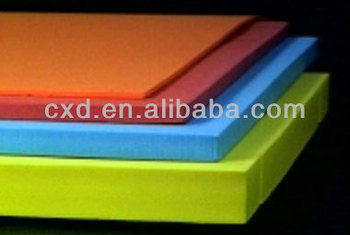 Ecofriendly colorful non-toxic cheap high quality EVA foam EVA sheet