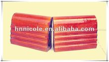 Superior quality red clayroof shingles price