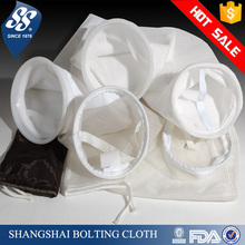 PP PE Nylon 5 micron Filter Bag/mesh liquid bag filters