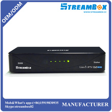 ACM VCM IPTV Stalker Twin Tuners PVR mpeg4 HD Linux full hd integrated hd dvb-s2 mpeg4 digital satellite tv decoder