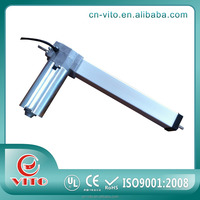 24V Aluminum Alloy Intelligent Electrical Mini Linear Actuator For Window Opener