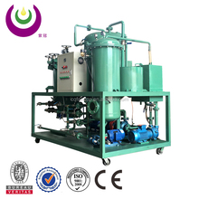 Used gear oil purificate equipment/waste turbine oil recycle machinery