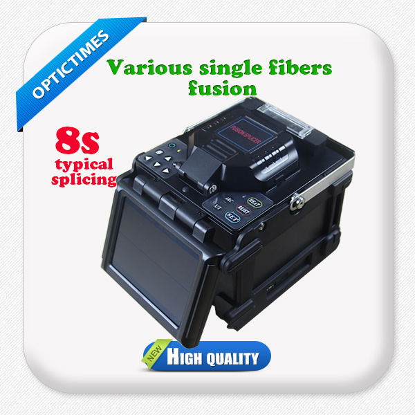 Runzhou OP-8670 optical fiber fusion splicer same as fusion splicer tcw 605