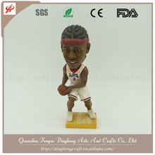 Resin Custom Bobble Head/Polyresin Bobblehead Personal Bobble Head
