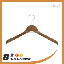Ball End Hook Wooden Deluxe Hanger