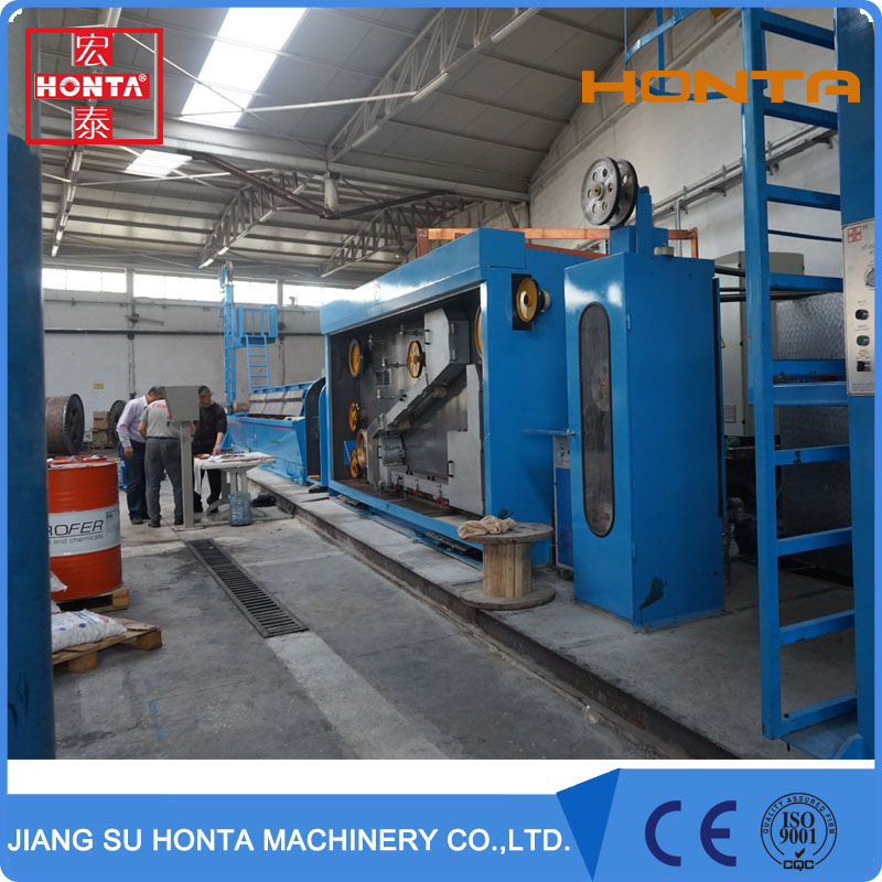 China factory price used 8mm copper rod Breakdown Machine for copper,aluminum and CCA wire