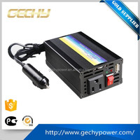 150W dc to ac modified sine wave USB output car power inverter with charger