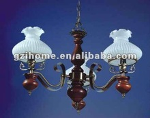 traditional chandeliers bronze IH5008-3