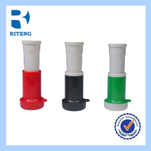 plastic football fan horn loud air horn for football game