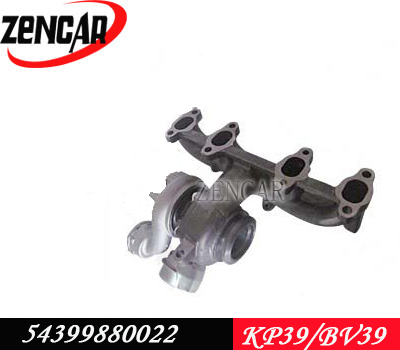 K18 material A3 turbo for turbocharger 54399880022 54397108001