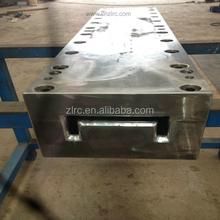 frp pultrusion mould making profile fiberglass groove profile mould