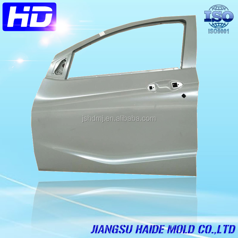 OEM ISO standard electric car front door sheet metal parts