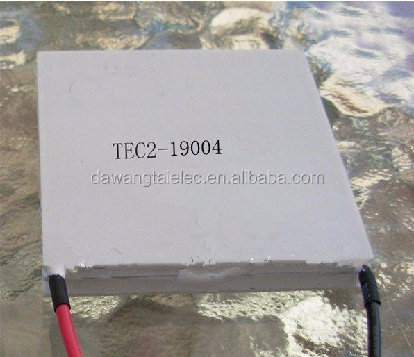 2 layers TEC2-19004 Thermoelectric Cooler modules Peltier Plate element 4A 16V 24W 40*40*7MM