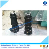 Non-clog Electric Sewage Submersible Pump