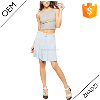 ladies latest skirt design pictures 95%viscose /5%elastane women pencil skirts and woman top