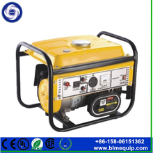 wuxi blooming 1KW good quality 4-strock gasoline generator