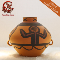 2014 Gift Antique Handmade Chinese Pottery