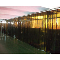 300mmx2mmx50m anti-insect screen curtain doors/hangers for pvc strip curtain Accept OEM service China high quality