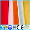 cotton polyester bleached dye poplin fabric