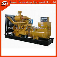 Shanghai dongfeng generators 500 kw disel power electrical equipment