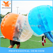 China Manufacturer TPU 1.5m Loopy Ball/Bubble Soccer