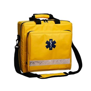Emergency car first aid kit for ambulance