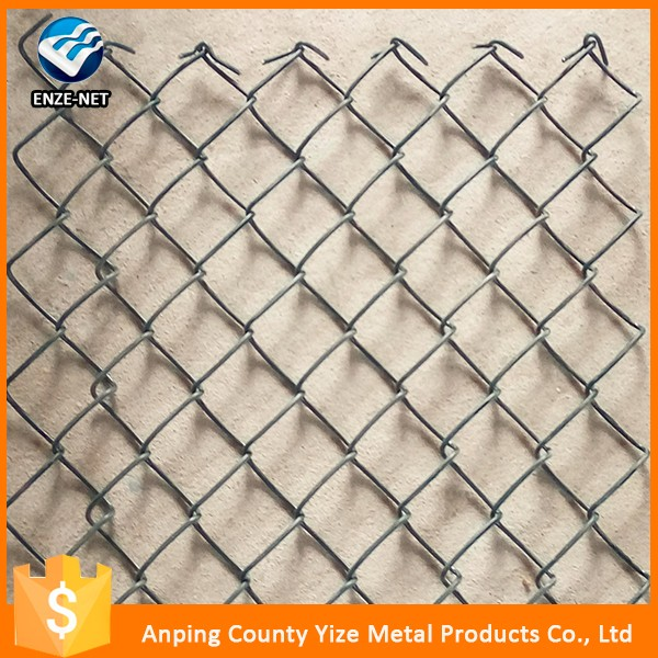 New design cheap chain link fence from anping haotong with low price