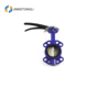 high quality 2.5 inch cast iron epdm seat manual butterfly valve