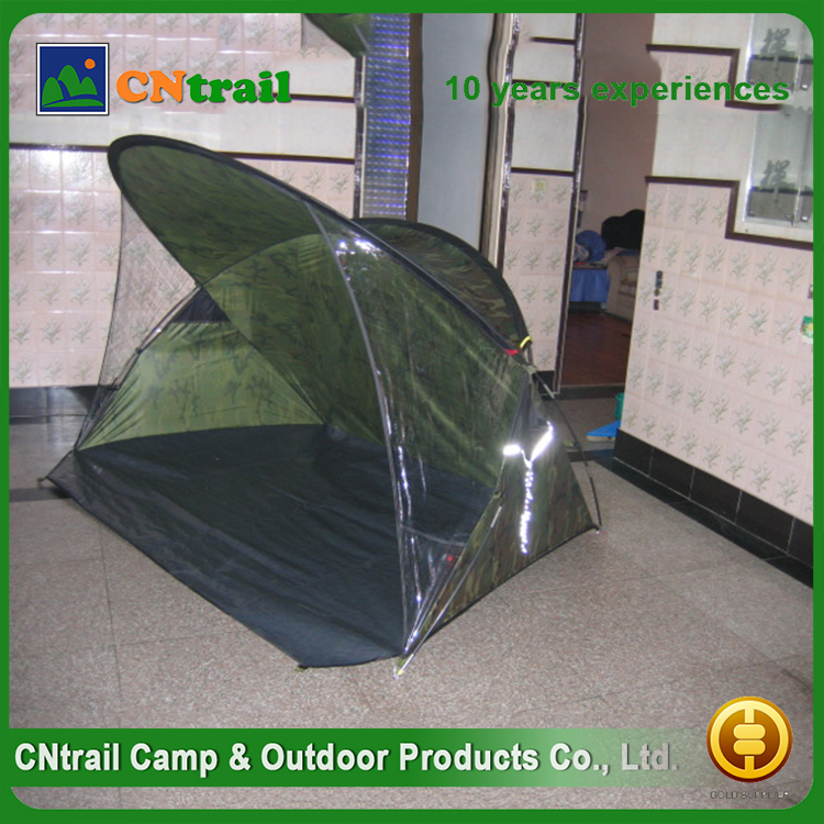 china wholesale market luxury safari metal tube ice fishing tent