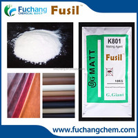Exclusive Leather Delustrant Leather Sourcing Agent Silica Matting Agent SiO2