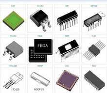 Components IC, Semiconductor Products ad7226kn , led light