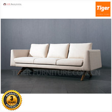 Furniture Luxury nordic modern sofa wood foshan shenzhen furniture