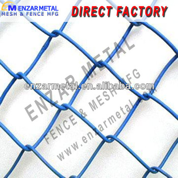 Used Chain Link Fence For Sale / Chainwire Security Fencing