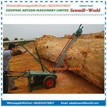 Portable Chain Sawmill Wood Slasher Wood Saw Mill