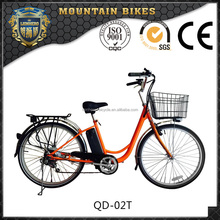CE SGS 250W~500W 25~32km/h Electric bike/Electric scooter with pedals