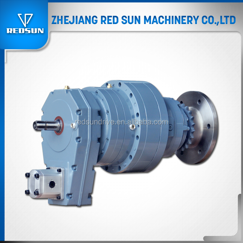 High Quality Long Life Planetary Gearbox gear units drill speed reducer planet mixing device customization P planet mixing devic
